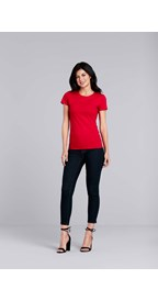 Gildan T-shirt Premium Cotton Crewneck SS for her