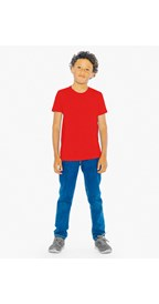 AMA T-shirt Crewneck Fine Jersey SS for kids