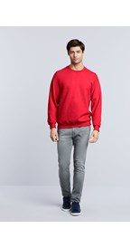 Gildan Sweater Crewneck HeavyBlend for him