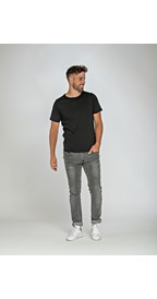 L&S T-shirt Interlock SS for him