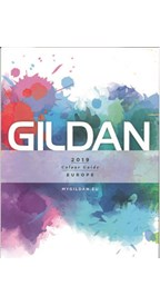 Gildan Catalogue & Colour Card 2019