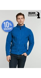 Gildan Polar Fleece Jacket Hammer for him