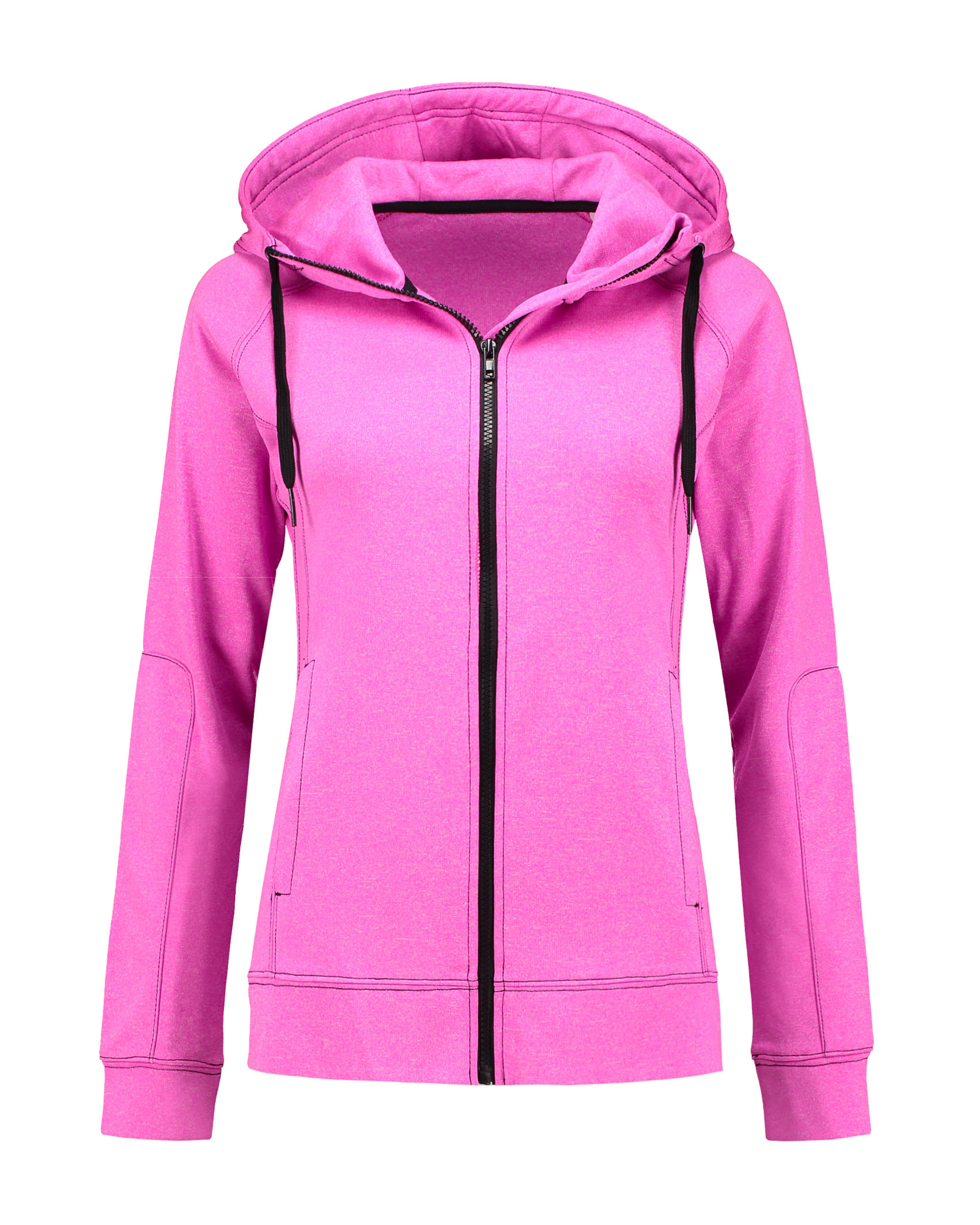 Stedman Sweater Hooded Zip Performance for her Orchid S